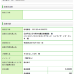 【6/10UP】熊本地震義援金にご協力ありがとうございました!