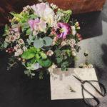 2017年3月のflower week「花霞」